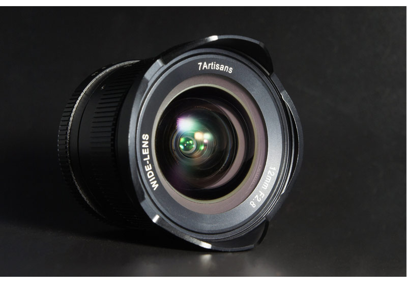 jual lensa 7artisans 12mm f2.8 indonesia