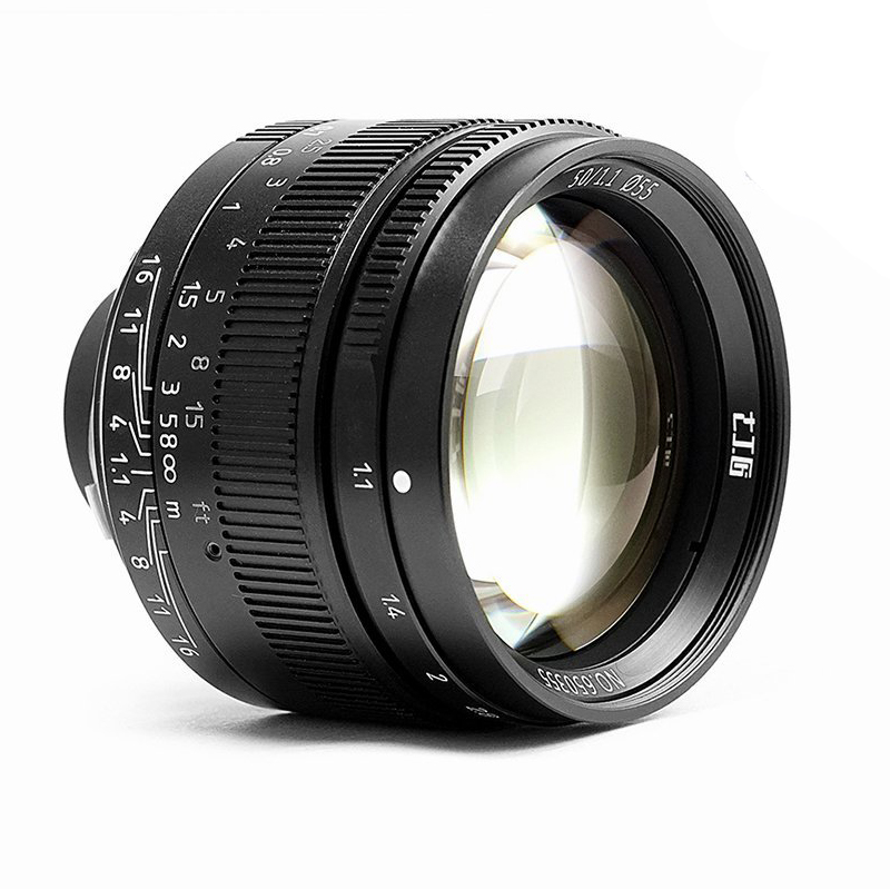 harga lensa 7artisans 50mm f1.1 for leica