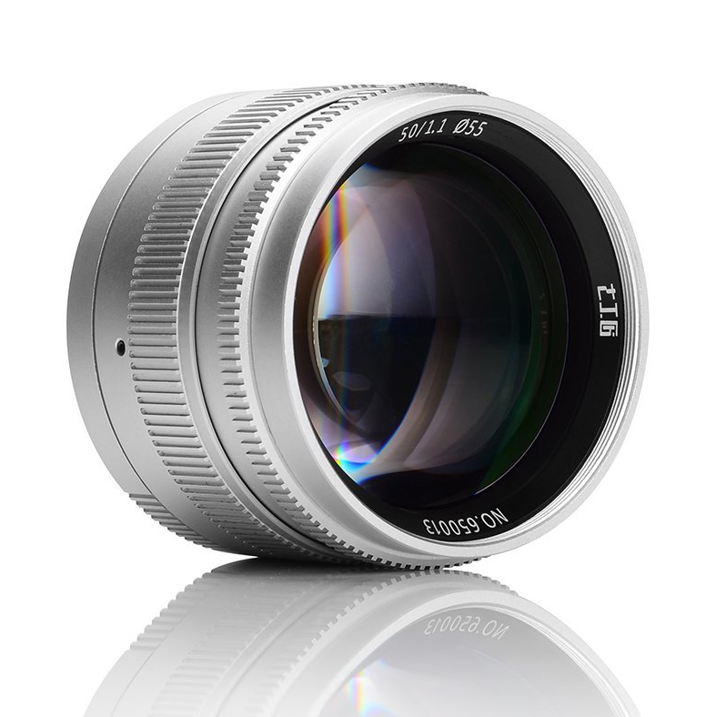 jual lensa 7artisans 50mm f1.1 for leica